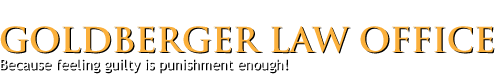 Goldberger Law Office Defense Attorney Minnesota